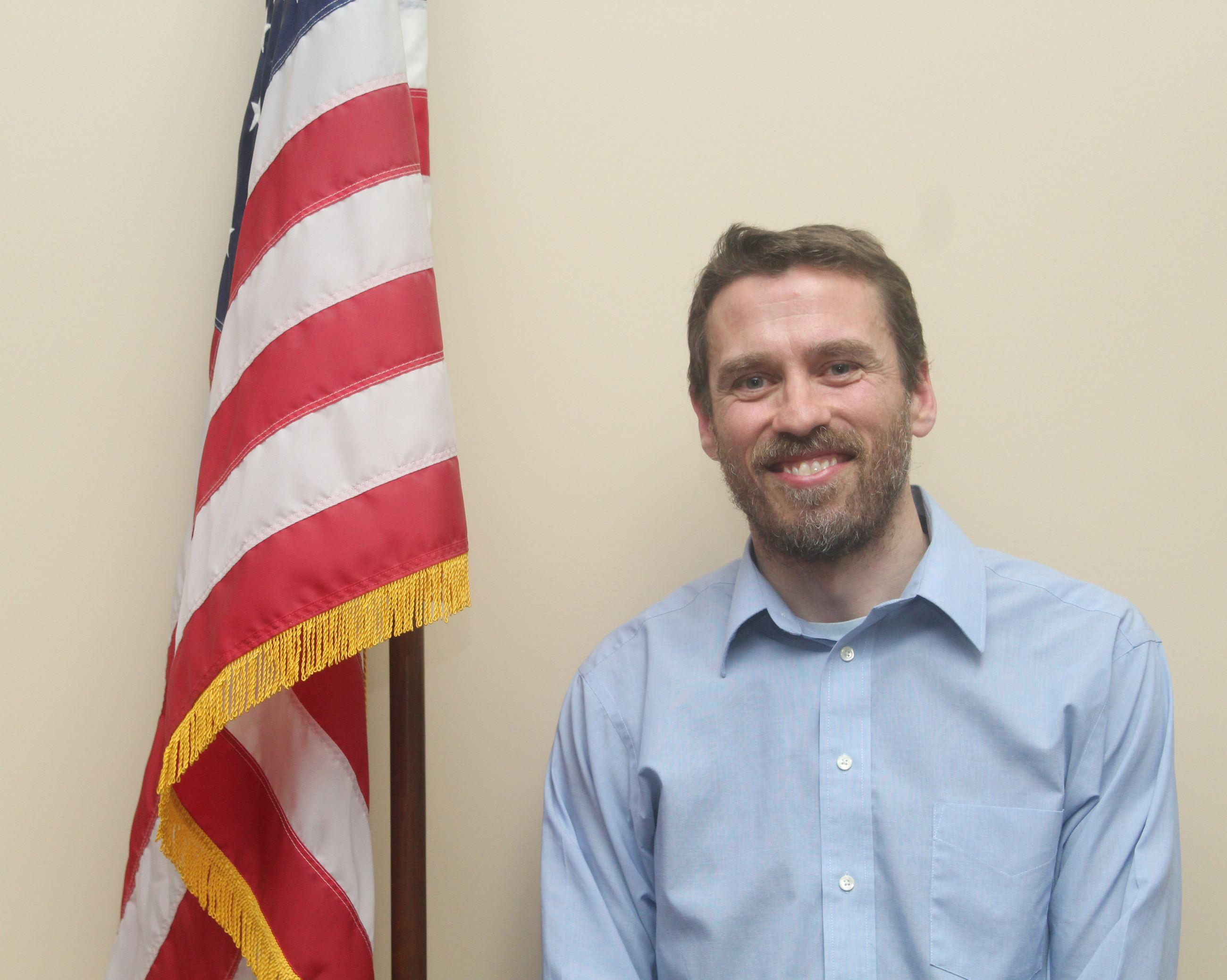 Councilor Ryan Hunter